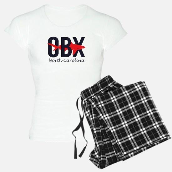 Outer Banks Shark Pajamas