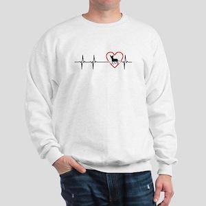 i love chihuahua Sweatshirt