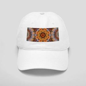 Grand Galactic Alignment Mandala Cap