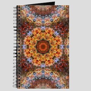 Grand Galactic Alignment Mandala Journal