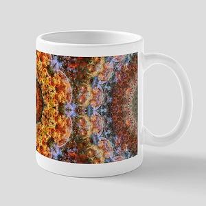 Grand Galactic Alignment Mandala Mugs