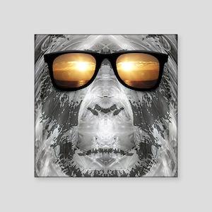 Bigfoot In Shades Sticker