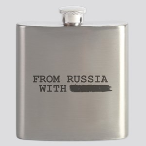 from russia with -------- Flask