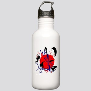 Kite Surfing Stainless Water Bottle 1.0L