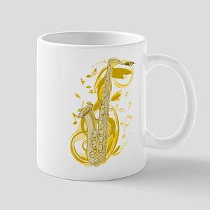 Saxephone Mugs