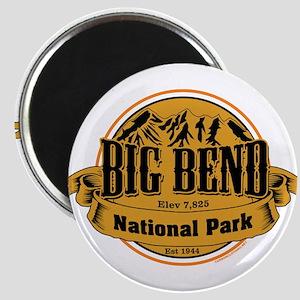 Big Bend, Texas Magnets