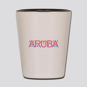 Aruba Shot Glass