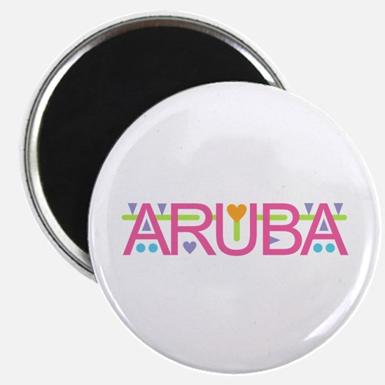 Aruba Magnets