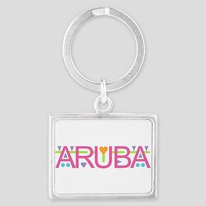 Aruba Keychains