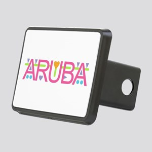 Aruba Rectangular Hitch Cover