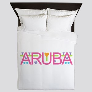 Aruba Queen Duvet