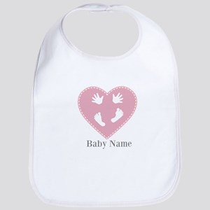Add Baby's Name Bib