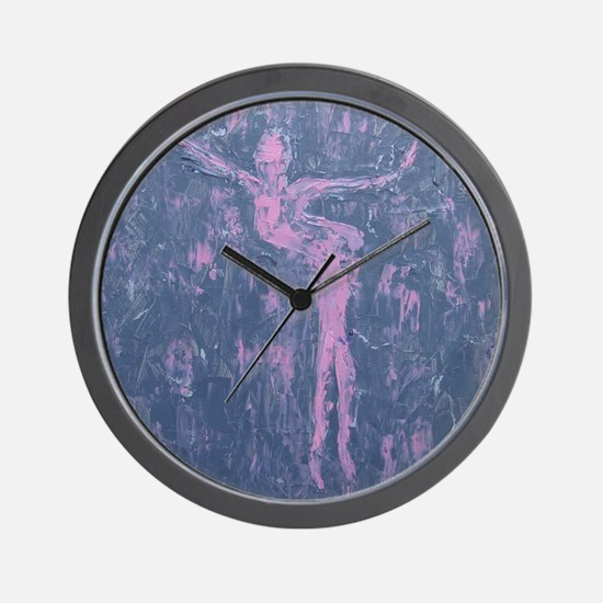 Cute Figurative Wall Clock