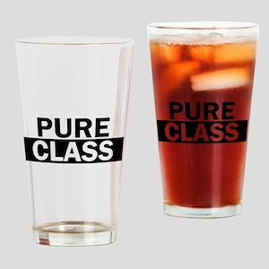 Pure Class Bold Drinking Glass