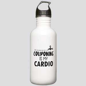 Couponing cardio Stainless Water Bottle 1.0L