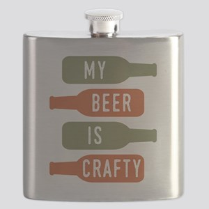 Beer Crafty Flask
