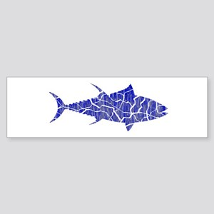 TUNA Bumper Sticker