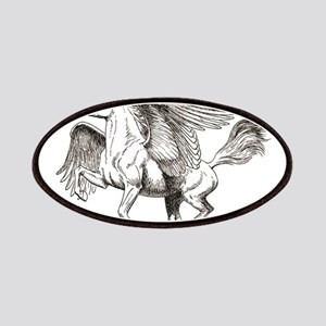 flying horse baby Patch
