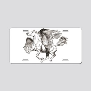 flying horse baby Aluminum License Plate