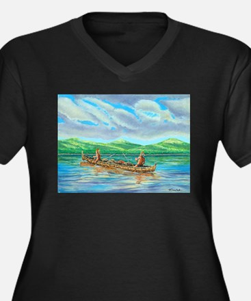 River Traders Plus Size T-Shirt