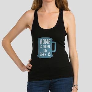 Home Is Beer Tank Top