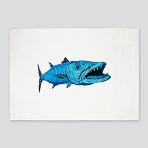 BARRACUDA 5'x7'Area Rug