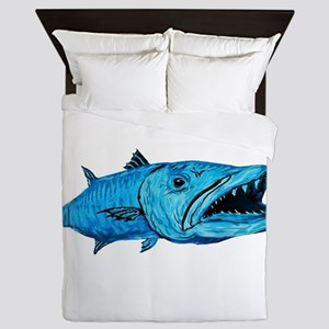BARRACUDA Queen Duvet