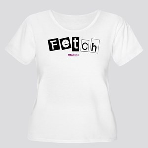 Mean Girls Fe Women's Plus Size Scoop Neck T-Shirt