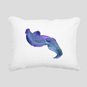 CUTTLEFISH Rectangular Canvas Pillow