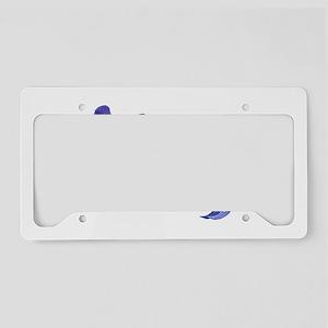 CUTTLEFISH License Plate Holder