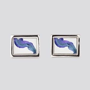 CUTTLEFISH Rectangular Cufflinks