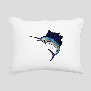 SAIL Rectangular Canvas Pillow