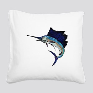 SAIL Square Canvas Pillow