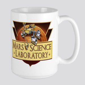 Launch Team Logo Large Mug Mugs