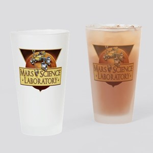 Mars Science Lab Drinking Glass