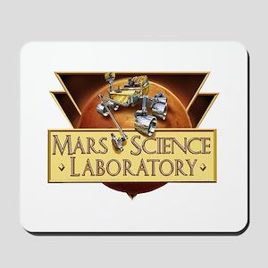 Launch Team Logo Mousepad