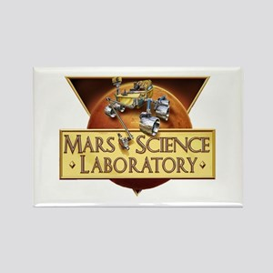 Mars Science Lab Rectangle Magnet Magnets