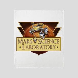 Launch Team Logo Throw Blanket