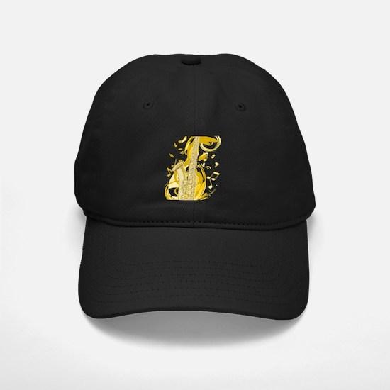 Saxophone Baseball Hat