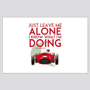 Formula 1 Quote Posters