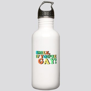 Gay Stainless Water Bottle 1.0L