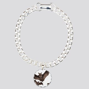 Bat Charm Bracelet, One Charm