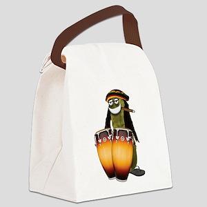 Reggae Pickle Canvas Lunch Bag