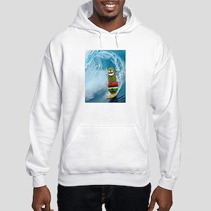 Surfing Pickle Sweatshirt