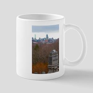 Boston Skyine Mug