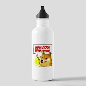 Doge Super Doge Meme W Stainless Water Bottle 1.0L