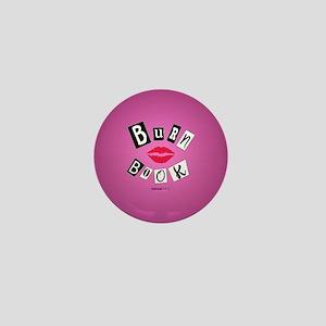 Mean Girls Burn Book Mini Button
