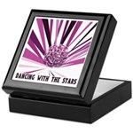 Dancing with the Stars Keepsake Box
