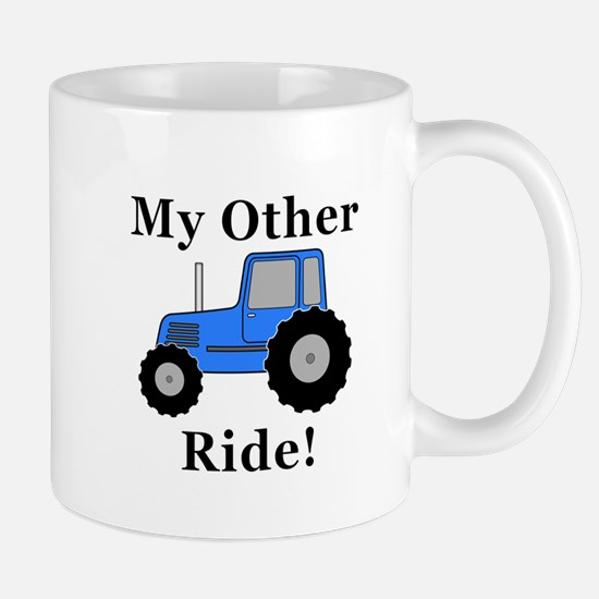 Tractor Other Ride Mug
