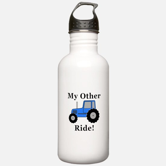 Tractor Other Ride Water Bottle